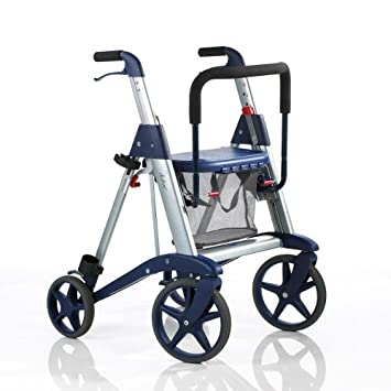 "Amazon.com: Active Walker 10"" Rueda Andador Con Ruedas ..."
