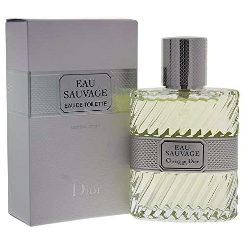 Citrus Eau Cologne Sauvage (Christian Dior Eau Sauvage Eau De Toilette Spray for Men, 1.7 Ounce)