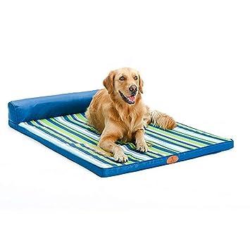 YYZ Cama de Perro, Confortable Ortopedia Premium Espuma de Memoria Impermeable Camas para Perros para Cachorros y Perros pequeños y medianos- Lavable ...