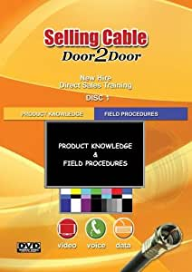 Selling Cable Door 2 Door New Hire Training Video Disk 1