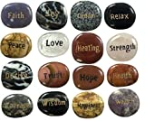 TGS Gems® STONE - POSITIVE WORDS (PK 25)
