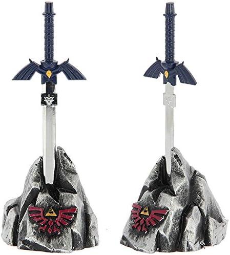 Zelda Hylian Épée de Légende coupe-papier Link, avec support de table