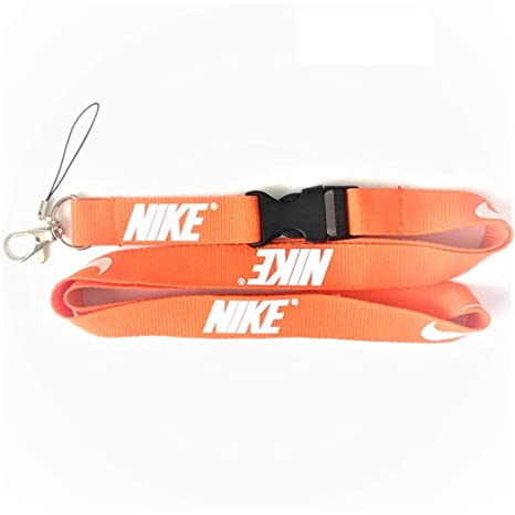 Amazon.com: Nike Lanyard - Llavero desmontable: Office Products