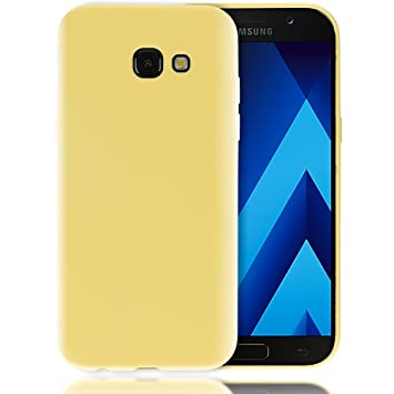 NALIA Funda Compatible con Samsung Galaxy A3 2017, Carcasa Protectora Movil Silicona Ultra-Fina Gel Bumper, Ligera Goma Cubierta Jelly Cobertura ...