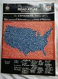 Allstate Motor Club Bicentennial Road Atlas offers