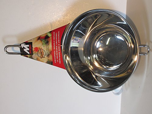 Metro Triumphe` Stainless Steel Universal Double Boiler