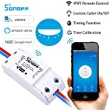 Compia Sonoff Smart Home WiFi Wireless Switch Module For Apple For Android APP Control Home Equipments (1)