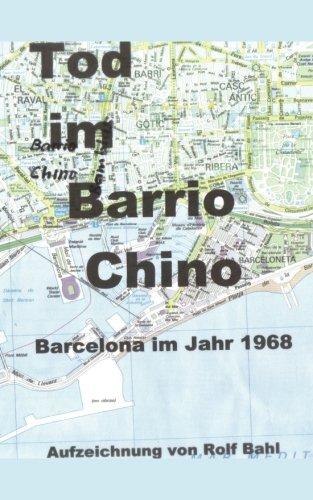 Tod im Barrio Chino (German Edition) (Schweiz Barcelona)