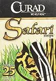 Safari Adhesive Bandaids Bandages ~ 25 Piece ~ 3 Animal Prints ~ Latex Free