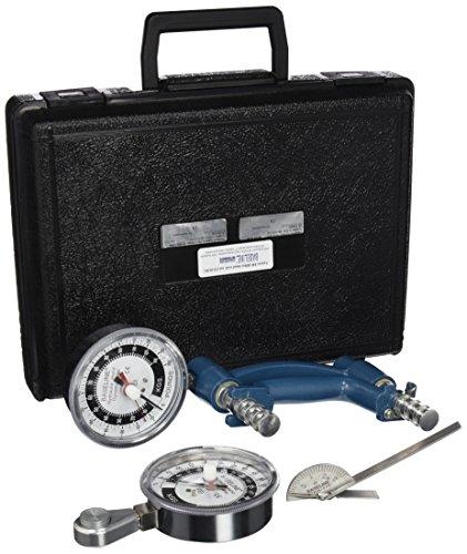 Hydraulic Hand Evaluation Set - Baseline 12-0110 3 Piece Hydraulic Analog Hand Evaluation Set