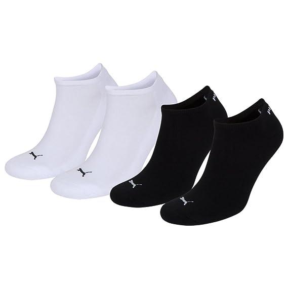 PUMA Unisex SpeedCat Sneakers Socken Sportsocken MIT FROTTEESOHLE 4er Pack