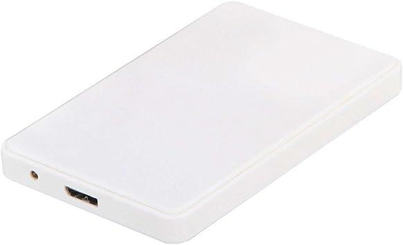 Mxjeeio- Disco Duro Externo Caja, 2.5 Pulgadas USB3.0 3TB Disco Duro Portátil Portátil Almacenamiento HDD Portátil para PC Tablet TV PC Windows, Mac, Smart TV, Xbox One y PS4: Amazon.es: Electrónica