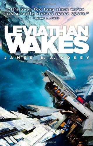 """""""Leviathan Wakes (The Expanse)"""" av James S.A. Corey"""