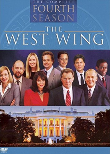 Price comparison product image WEST WING: THE COMPLETE FOURTH SEASON (DVD MOVIE)