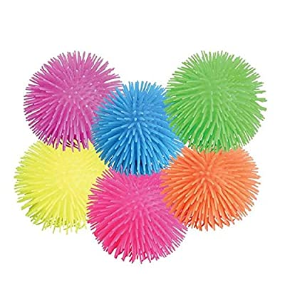 "6"" PUFFER BALL: Toys & Games"