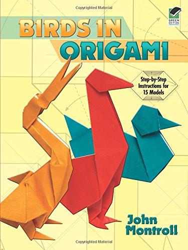 Birds in Origami (Dover Origami Papercraft)