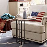 Convertible Coffee Table to Dining Table Modern Coffee Tray Side Sofa End Table Ottoman Couch Room Stand TV Lap Snack