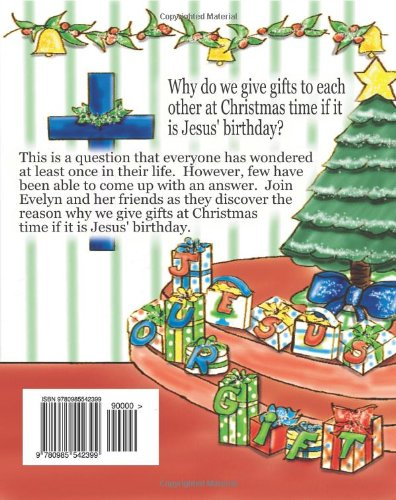 amazoncom why we give gifts at christmas time teaching christs children about 9780985542399 corine hyman julie bryant books - Why Do We Give Gifts At Christmas