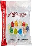 SweetGourmet Albanese Gummi Bears, 5 lb