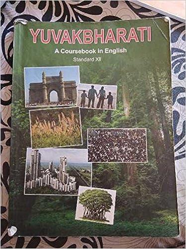 Amazon in: Buy Yuvakbharti 12th Standard English Textbook