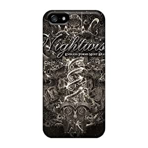 Anti-Scratch Hard Phone Cases For Iphone 5S (reE649LBhZ) Customized Trendy Three Days Grace Image