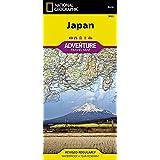 Japan Adventure Map