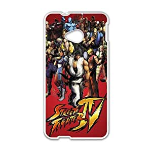 DIY Phone Case The Street Fighter For HTC One M7 T1V22350