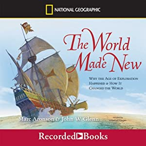 The World Made New Audiobook
