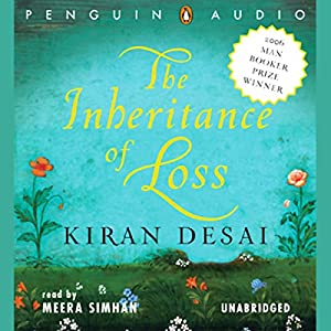 The Inheritance of Loss Hörbuch