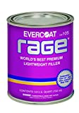 Evercoat 105 Rage Premium Lightweight Body Filler - 0.8 US Quart (750 ml)