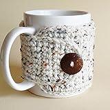 Coffee Mug Cozy Oatmeal