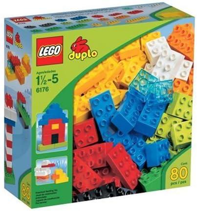 LEGO Duplo Ladrillos Básicos Deluxe - Juegos de construcción (Cualquier género: Amazon.es: Juguetes y juegos