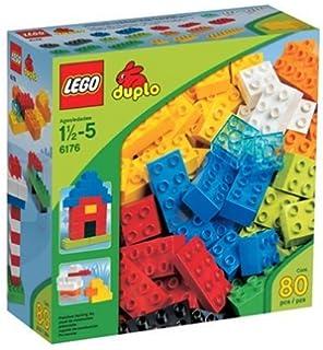Amazoncom Lego Duplo Brick Bucket Large Toys Games
