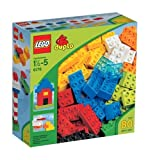 lego duplo classic - LEGO Duplo Basic Bricks (80 Pcs.) (Discontinued by manufacturer)