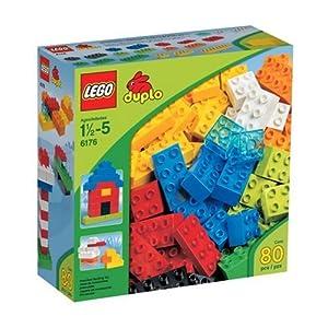 LEGO Duplo Basic Bricks (80 Pcs.) (Discontinued by manufacturer) - 51YsAED2NcL - LEGO Duplo Basic Bricks (80 Pcs.) (Discontinued by manufacturer)