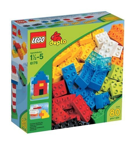 Duplo Bricks Basic Lego - LEGO Duplo Basic Bricks (80 Pcs.) (Discontinued by manufacturer)