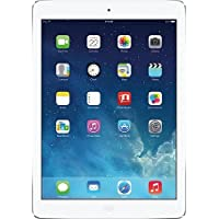 Apple iPad Air MF529LL/A (32GB, Wi-Fi + AT&T, White with Silver) (Certified Refurbished)
