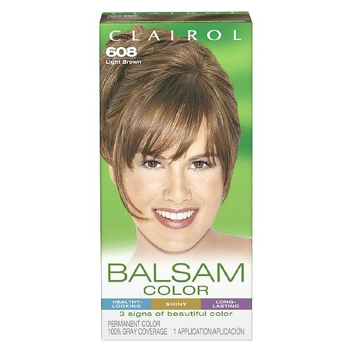 clairol-balsam-color-liquid-permanent-haircolor-light-brown-608-pack-of-6