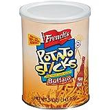 French's Buffalo Potato Sticks (Gluten Free, No Trans Fat, No Cholesterol), 5 oz