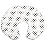 Cover for The Peanut Shell Extra-Large Nursing Pillow - Black Triangle