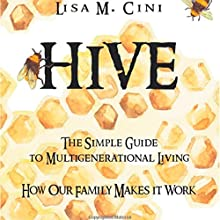 Hive Audiobook by Lisa M. Cini Narrated by Madeline Star