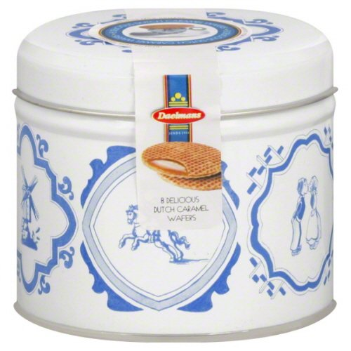 Daelmans Wafer Crml Gift Tin