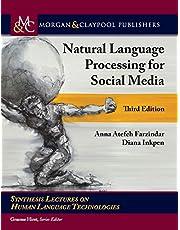 Natural Language Processing for Social Media: Third Edition