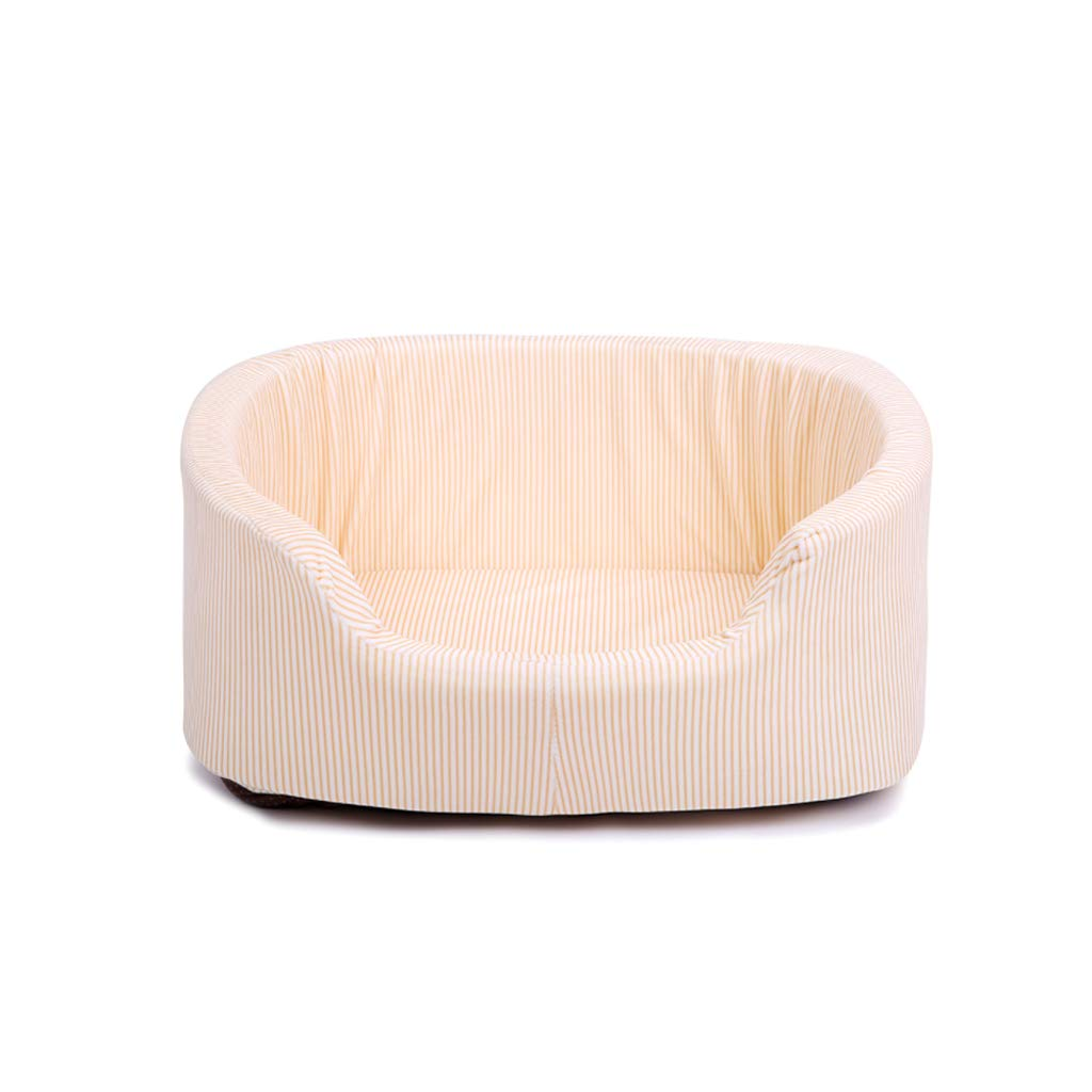 M TLTLCWW Pet Bed, Cat And Dog Universal Pet Nest, Four Seasons Available, Dog Bed, Pet Dog Sofa, Multisize (Size   M)
