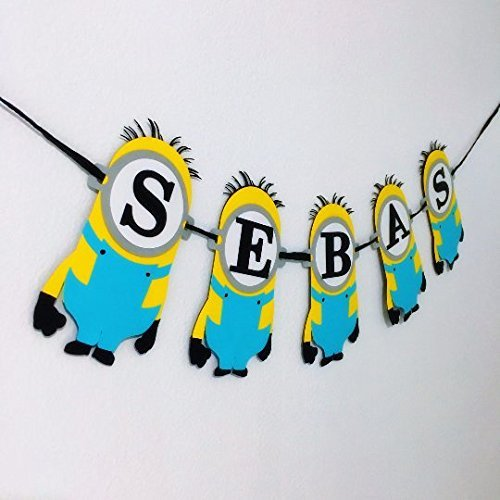 Amazon Minion Banner Minions Party Despicable Me Party