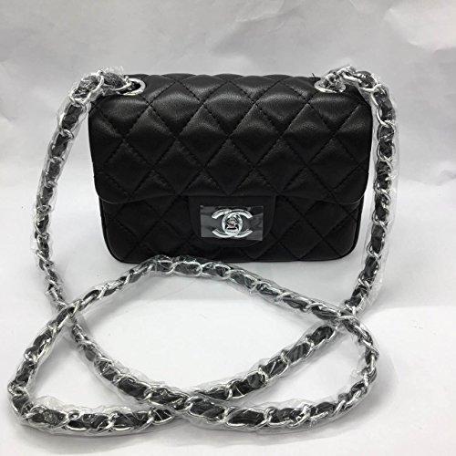 chanel classic bag - 5