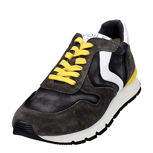 VOILE BLANCHE LIAM RACE GREY/YELLOW SNEAKER