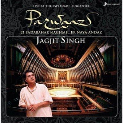 Parwaaz- Jagjit Singh Live in Singapore - Indian Bollywood Music (Vinyl Lp)