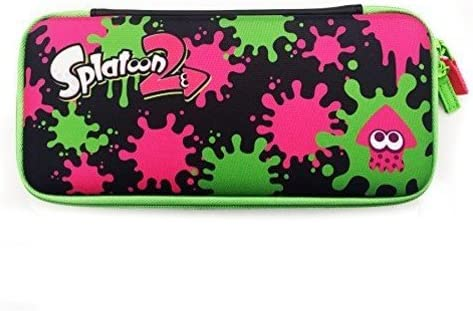 Hori - Funda Rígida Splatoon 2 (Nintendo Switch): Amazon.es ...