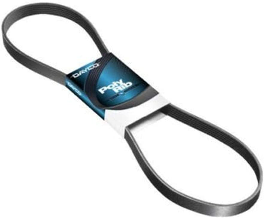 ACDelco 6K863 Professional V-Ribbed Serpentine Belt